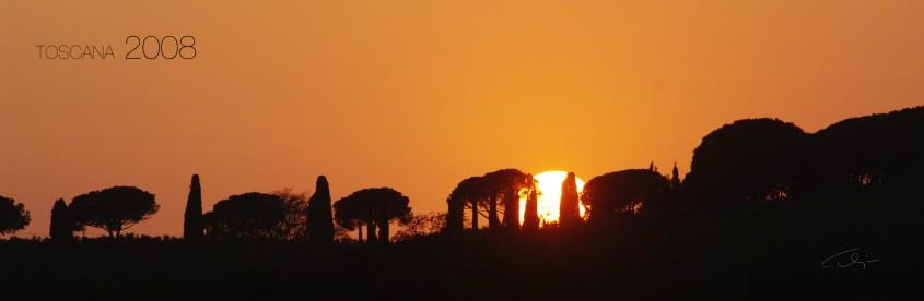 0011_Toscana solnedgong